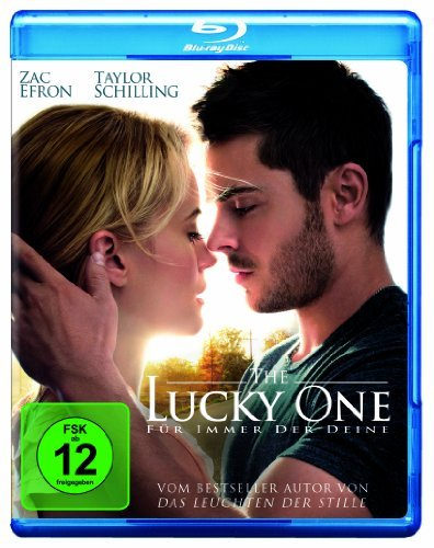 Blu-ray - The Lucky One