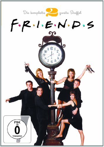 DVD - Friends - Staffel 2