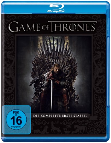 Blu-ray - Game of Thrones - Staffel 1