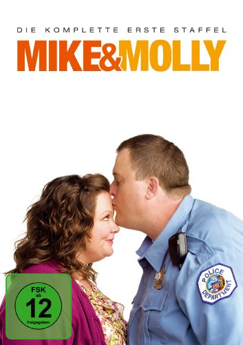 DVD - Mike & Molly - Staffel 1