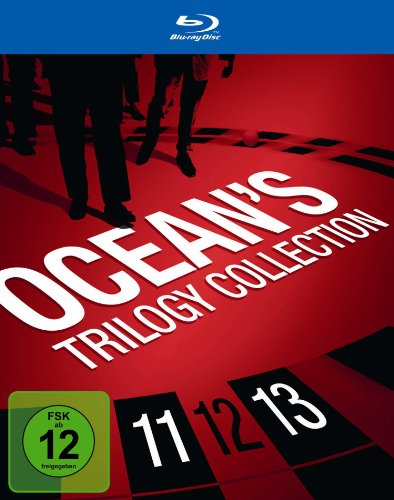 Blu-ray - Ocean's Trilogy Collection (Ocean's 11, 12 & 13)