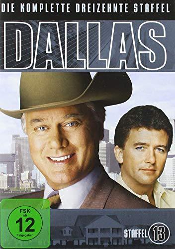 DVD - Dallas - Staffel 13