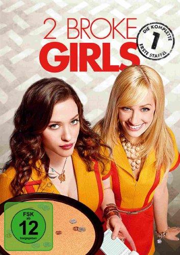 DVD - 2 Broke Girls - Staffel 1