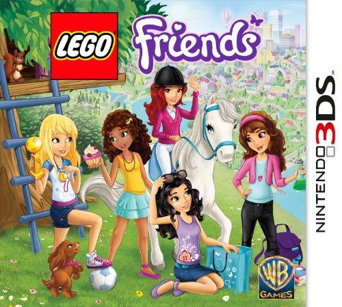 Nintendo 3DS - Lego Friends