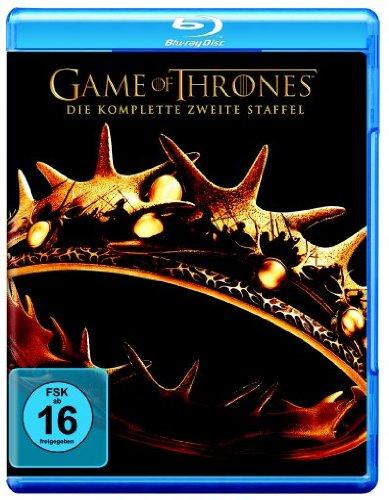 Blu-ray - Game of Thrones - Staffel 2