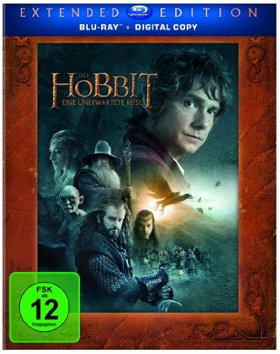 Blu-ray - Der Hobbit - Eine unerwartete Reise (Extended Edition)