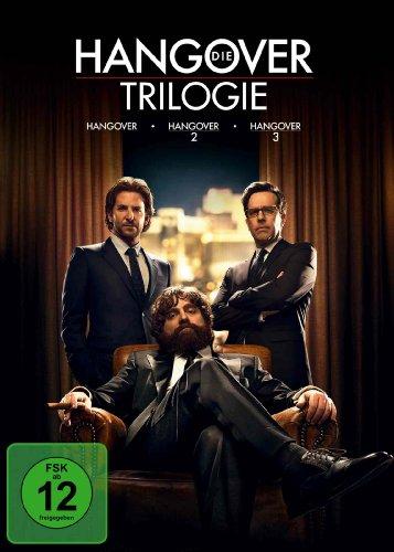 DVD - Die Hangover Trilogie