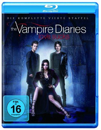Blu-ray - The Vampire Diaries - Staffel 4