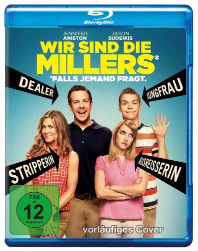 Blu-ray - Wir sind die Millers (Extended Cut)