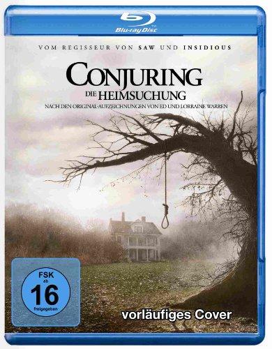 Blu-ray - Conjuring - Die Heimsuchung