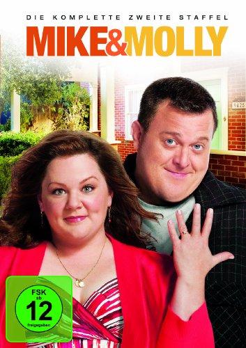 DVD - Mike & Molly - Staffel 2