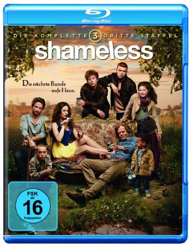 Blu-ray - Shameless - Staffel 3