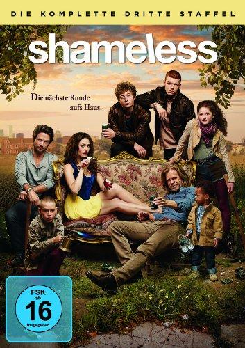 DVD - Shameless - Die komplette 3. Staffel [3 DVDs]