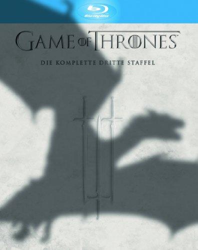 Blu-ray - Game of Thrones - Staffel 3