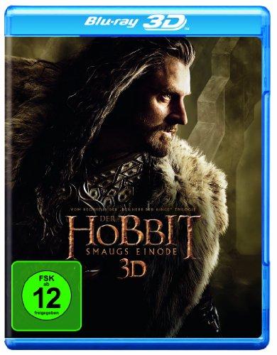Blu-ray - Der Hobbit - Smaugs Einöde 3D
