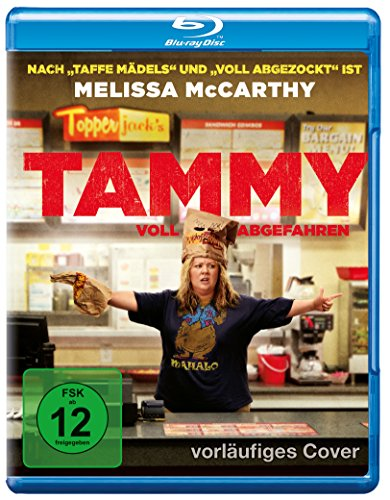 Blu-ray - Tammy (Extended Cut)