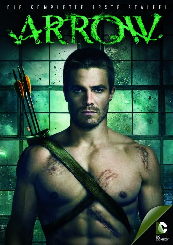 DVD - Arrow - Staffel 1