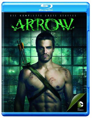 Blu-ray - Arrow - Staffel 1