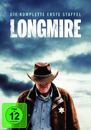 DVD - Longmire - Staffel 1