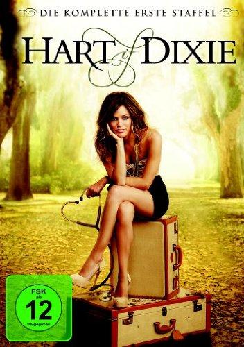 DVD - Hart of Dixie - Die komplette 1. Staffel [5 DVDs]