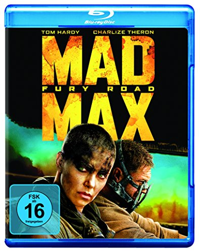 Blu-ray - Mad Max - Fury Road