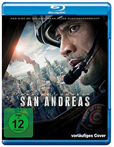 Blu-ray - San Andreas