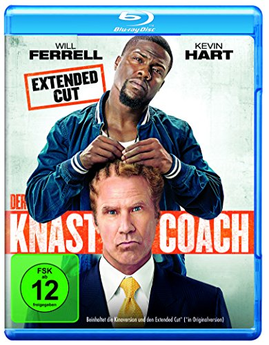 Blu-ray - Der Knastcoach