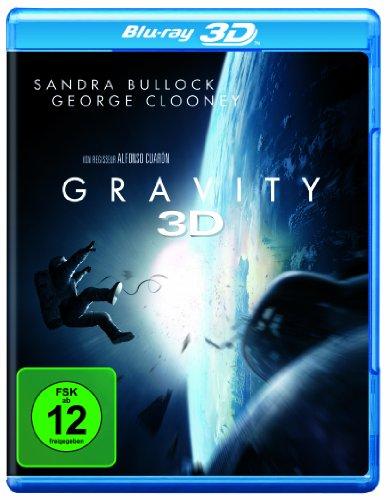 Blu-ray - Gravity 3D