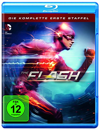 Blu-ray - The Flash - Staffel 1