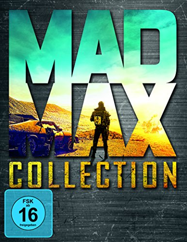 Blu-ray - Mad Max Collection