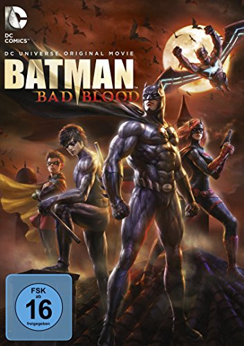 DVD - Batman: Bad Blood