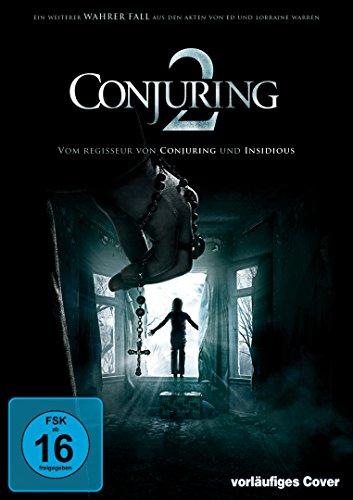 DVD - Conjuring 2