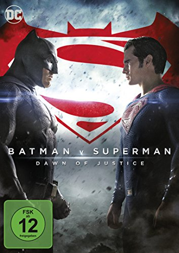 DVD - Batman v Superman - Dawn of Justice