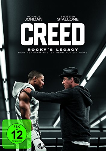 DVD - Creed - Rocky's Legacy