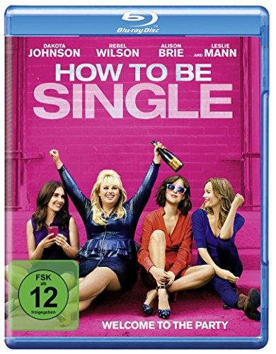 Blu-ray - How to be Single