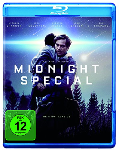 Blu-ray - Midnight Special