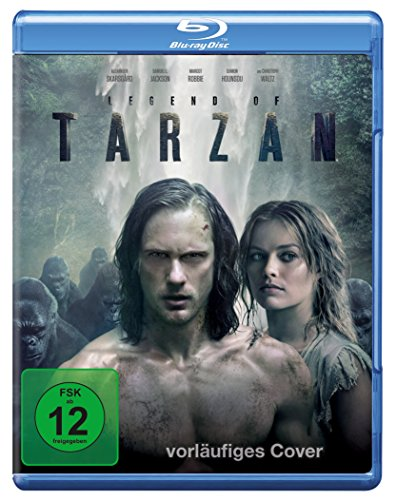 Blu-ray - Legend Of Tarzan
