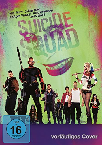 DVD - Suicide Squad