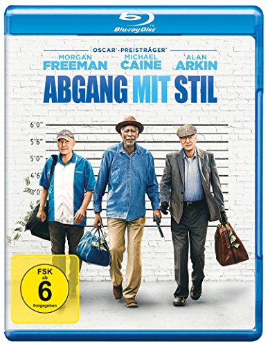 Blu-ray - Abgang mit Stil