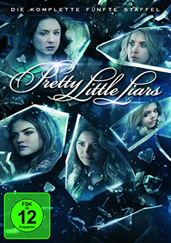 DVD - Pretty Little Liars - Staffel 5