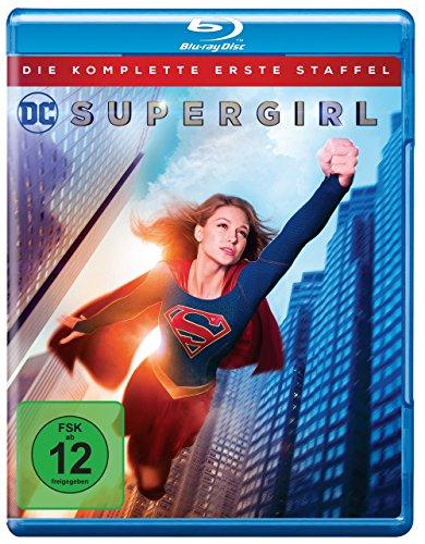 Blu-ray - Supergirl - Staffel 1