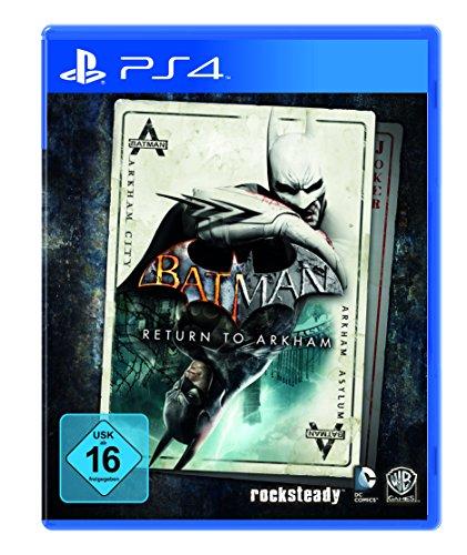 Playstation - Batman - Return to Arkham