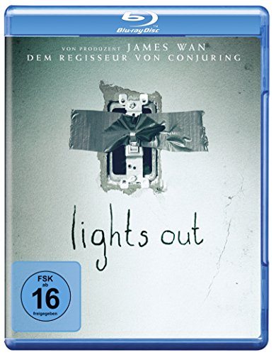 Blu-ray - Lights Out