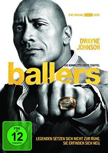 DVD - Ballers - Staffel 1