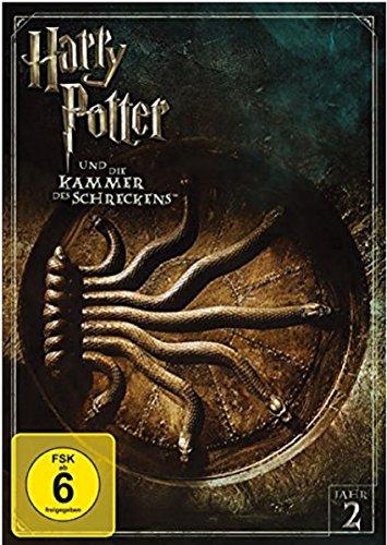 DVD - Harry Potter und die Kammer des Schreckens (Neuauflage)