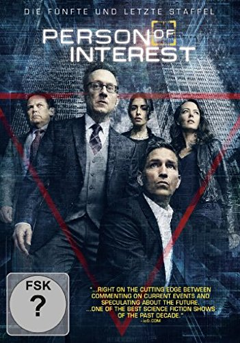 DVD - Person of Interest - Staffel 5 [3 DVDs]