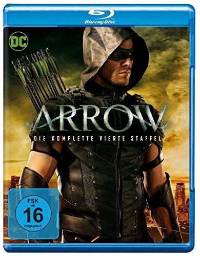 Blu-ray - Arrow - Staffel 4