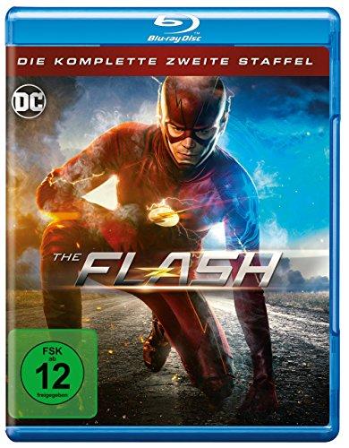 Blu-ray - The Flash - Staffel 2