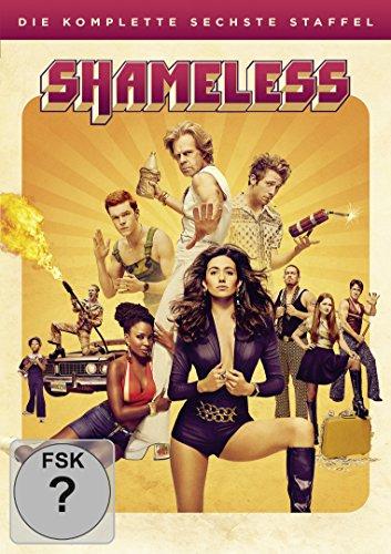 DVD - Shameless - Staffel 6 [3 DVDs]