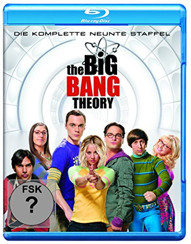 Blu-ray - The Big Bang Theory - Staffel 9